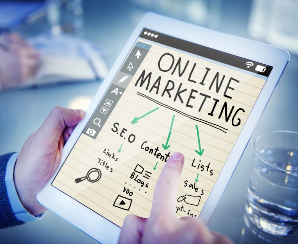Online, Digital, Social Media Marketing, Advantages
